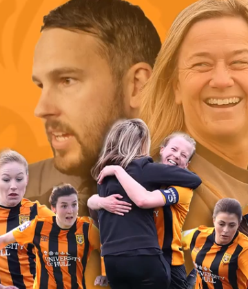 Hull City Ladies Team