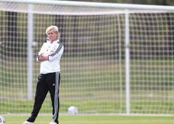 female coach