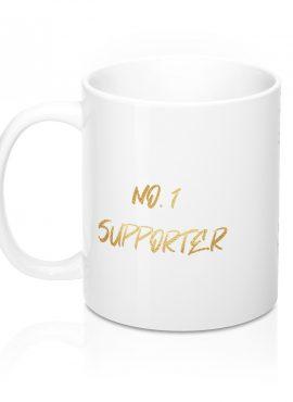 No. 1 Fan Mug