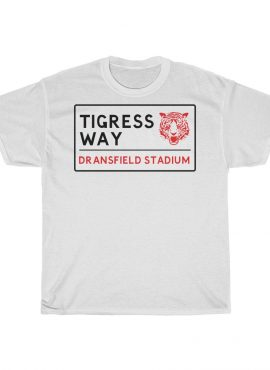 Men's Tigress Way Sign Shirt