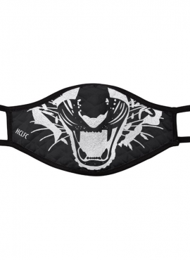 Silver Tiger Fashion Facemask