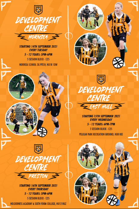 Development Centre Poster